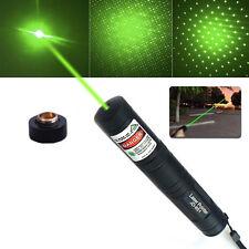 Grün Laser Pointer Pen Visible Beam Light Professional Lazer Pen