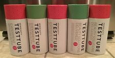 Lot of 5 Empty Testtube Beauty Decorative Collectible Boxes tubes arts crafts