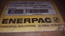 Enerpac CLS508B100 55T 200mm Jack de cilindro hidráulico