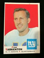 1969 Topps Fran Tarkington NY Giants #150