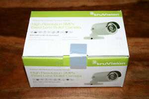 Interlogix TruVision HD-TVI Analog Bullet Camera 3MPx TVB-2407