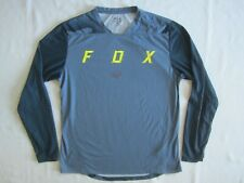 Fox Racing Indicator Long Sleeve Cycling Jersey L/S Bike Shirt MTB Road Camo XL