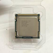 Intel Core i7-870 CPU Quad-Core 2.93 GHz 8M SLBJG LGA 1156 95W Processors