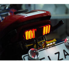 Motorcycle LED Brake Tail Light Rear Turn Signal For Honda MSX125 CBR650F Grom
