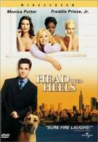 Head Over Heels - DVD By Monica Potter,Jr. Freddie Prinze - VERY GOOD