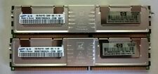 Matched Pair 1GB Samsung Server Memory, 2gb in total. PC2-5300F P/N: 416471-001