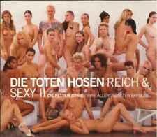 """DIE TOTEN HOSEN """"Reich & Sexy II - Die fetten Jahre"""" 2CD Best Of"""