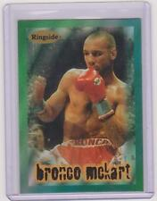 1996 RINGSIDE BRONCO MCKART BOXING CARD #33 ~ MONROE MI ~ MULTIPLES AVAILABLE