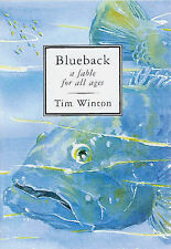 Blueback: a Fable for All Ages by Tim Winton (Hardback, 1997)