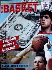 Super Basket n°25 1990 [GS36]