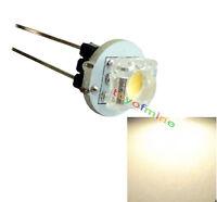 G4 Warm White 1 SMD LED Bi-pin Base RV Camper Boat Light Lamp Bulb 12V New