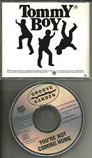 ambersunshower GROOVE GARDEN You're Not Home MIXS & INSTRUMENTAL PROMO CD single