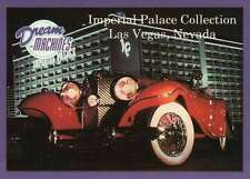 1936 Mercedes Benz Imperial Palace Coll. Las Vegas Car Trading Card Not Postcard