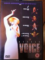 JANE HORROCKS MICHAEL CAINE BRENDA BLETHYN little voice Británico Musical GB DVD