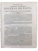 Chambéry en 1792 Savoie Miolans Freterive Annecy Nice Bourbon l'Archambault