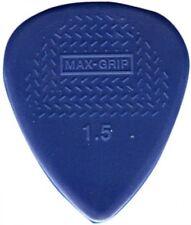 Jim Dunlop Max Grip Guitar Picks 1.5mm Single