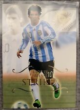 Lionel Messi Futera Unique 2011 Base Card #146 Argentina Barcelona