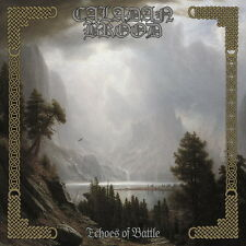 Caladan Brood - Echoes of Battle, CD NEW - EPIC MILESTONE!!! SUMMONING SOJOURNER