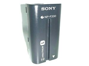 Sony NP-F330 7.2V 5.0Wh Li-ion Battery Pack (FAULTY)