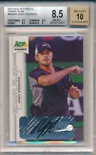 Andy Roddick 2013 Leaf Ace Authentic Grand Slam BGS 8.5 10 Auto