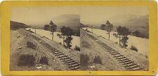 C.P.R.R Hart/Watkins series # 306 Truckee River near Wadsworth 1860's