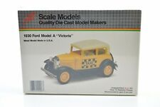 Scale Models. 1930 FORD A Victoria taxi