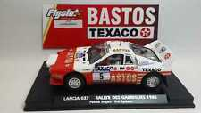 FLYSLOT LANCIA 037 - RALLY DES GARRIGUES 1985 - SCALEXTRIC-NEW!