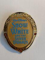 DLR Snow White And The Seven Dwarfs DVD Bonus Disney Pin LE (B9)
