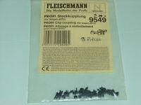 FLEISCHMANN PICOLO ( 9549 ) SACHET DE 9 ATTELAGES A EMBOITEMENT  ECHELLE N 1/160