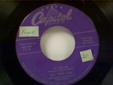 """NAT KING COLE """"MY ONE SIN / THE BLUES FROM KISS ME DEADLY"""" 45"""