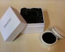 PANDORA | Limited Edition VINTAGE HEART Gift Box *NEW* Ceramic RARE RETIRED CUTE
