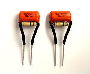 Orange Drop Treble Bleed Circuit X Two for Guitar and Bass