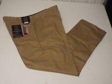 Weatherproof  Men's  The Ultimate Chino Straight Leg Khaki Size 38W X 32L NWT
