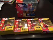 The Simpsons WOS Be Sharp Centennial Toys R  Us Exclusive Nib Complete Set
