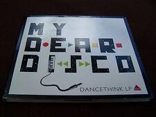 MY DEAR DISCO : DANCETHINK LP ORIGINAL DIGIPAL CD ALBUM 2008