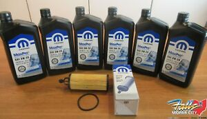 2014-2021 Jeep Grand Cherokee 3.6L 6 Qts. 0W-20 Maxpro+ Synthetic Oil & Filter