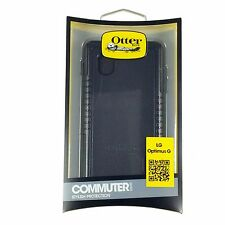 New LG Optimus G LS970 (Sprint) Otterbox Commuter Cell Smart Phone Case Black
