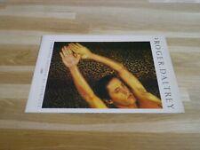 ROGER DALTREY - Petite Publicité de magazine / Advert !!! PARTING !!