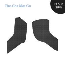 Suzuki Carry 1999-2006 Fully Tailored Black Rubber Van Mats With Black Binding