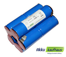 8AH 12V Akkupack NewTecs für Hartenberger + ä. Lampen