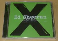 X by Ed Sheeran CD