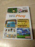 Wii Play Nintendo Wii