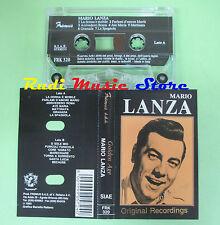 MC MARIO LANZA Golden age 1993 italy FREMUS FRK 320 no cd lp dvd vhs