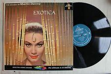 Martin Denny – Exotica, Liberty – LRP 3034, Vinyl LP