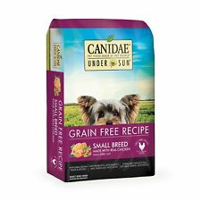 Under The Sun Grain Free Small Breed Dry Dog Food