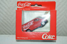 WOLKSWAGEN CARAVELLE1991 COCA COLA 1/60 EDOCAR 1994 DIE-CAST  TOYS VEHICLES NEUF