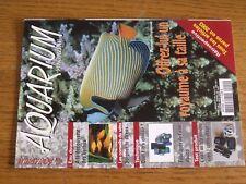 $$$ Revue Aquarium magazine n°209 Poisson-empereurBarbusStressFiltre