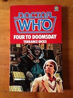 Doctor Who - Four to Doomsday by Terrance Dicks (Paperback, 1983)