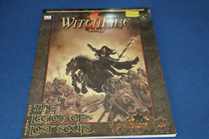 The Witchfire Trilogy: The Legion of the Lost Souls Paperback – 1 Dec 2001