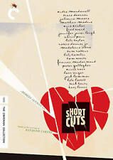 Short Cuts (The Criterion Collection), New DVDs